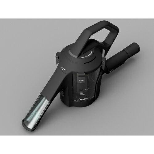 【送料無料!】シリウス SWT-JT500-K ブラック 掃除機用 水洗いクリーナーヘッド switle(スイトル) 【SIRIUS SWTJT500】 延長保証対象外