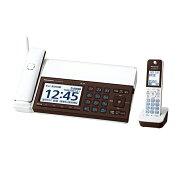 【送料無料】パナソニック KX-PD915DL-W ピアノホワイト デジタルコードレス普通紙ファクス(子機1台付き)おたっくす【Panasonic kxpd915dl FAX 子機付き ホワイト 電話機 】
