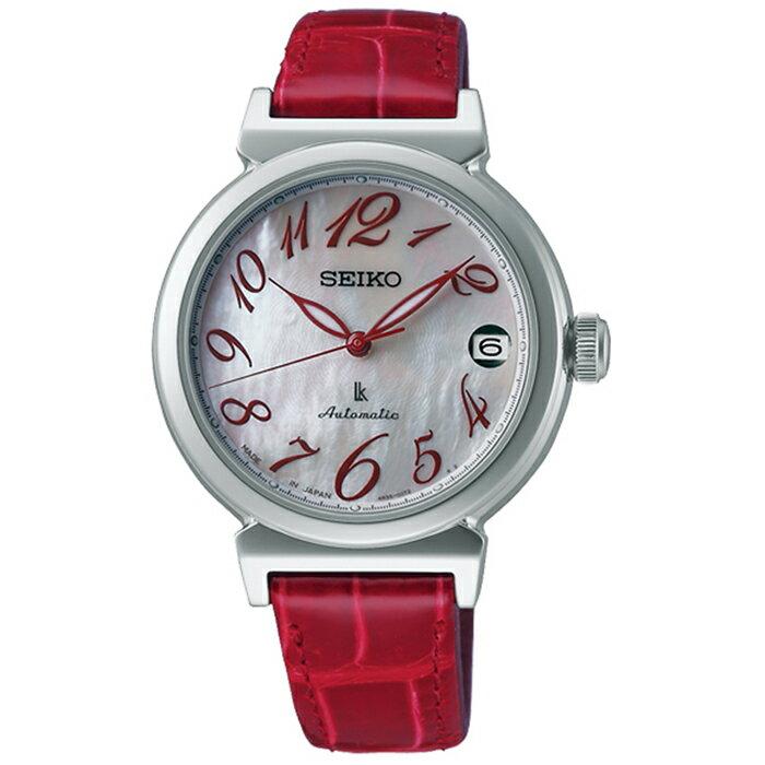 【送料無料!】セイコー SSVM015 レディース腕時計 ルキア メカニカル 【数量限定大特価! SEIKO LUKIA MECHANICAL】