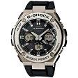 【送料無料!】カシオ GST-W110-1AJF メンズ腕時計 Gショック Gスチール
