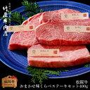 【クーポンで30%OFF】【A5等級】松阪牛 おまかせ4種味