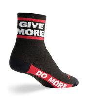 【Sock Guy】ソックガイ自転車ソックス サイクルソックスクラシックシリーズドゥモアMade in USAGIVE MORE 足裏には DO MOREの画像