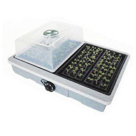 発芽育苗器 愛菜花 PG-10 温度過昇防止装置内蔵 昭和精機