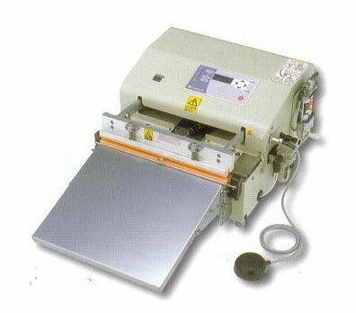 電動真空脱気シーラー V-402 片側下加熱タイプ【smtb-ms】