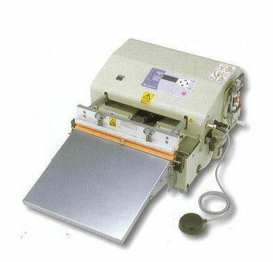 電動真空脱気シーラー V-402-10W 上下加熱タイプ200V【smtb-ms】