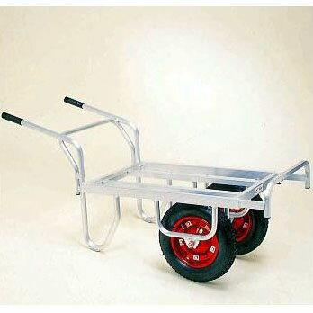 アルミ製平型二輪車 コン助 CN-45DW 【smtb-ms】 送料無料2輪車が1輪車に変身