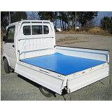 軽トラック荷台マット 軽トラMLボード スリップ&ノンスリップ両面利用 2.0×1400×2000mm