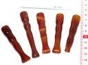 煙草パイプ(瑪瑙製)たばこパイプ 形・色などお任せ・中国雑貨 西安民俗工芸品