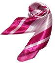 ショッピングスカーフ かわいいシルク調スカーフ 中判 60cm正方形スカーフリボン 事務服 企業制服スカーフ 鮮やかで顔まわり華やかUP 手首に、デニムに、バッグに、無限に使える人気柄スカーフ激安