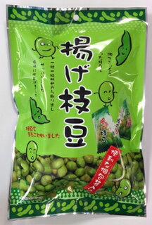 揚げ枝豆 50g 10袋以上で送料無料