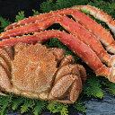 【蟹のゴールデンコンビ!】ボイル毛ガニ500g×1尾&タラバ...