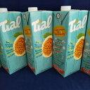 ショッピングお風呂 パッションフルーツ ジュース ネクター 1000ml (1リットル) TIAL6本まで同一送料で発送可能 Passion Fruit maracuja マラクジャ ブラジル産 南国 トロピカル 飲み物 お風呂上りに 朝食に