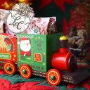 クリスマス「サンタクロースエクスプレス」たまごボーロ ギフト 男の子 プレゼント クリスマスプレゼント 誕生日 赤ちゃん 1歳 2歳 出産祝い 詰め合わせ