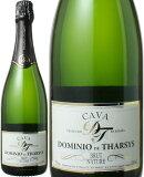 カヴァ ドミニオ・デ・タルシス ブリュット ナチュレ NV <白> <ワイン/スパークリング>