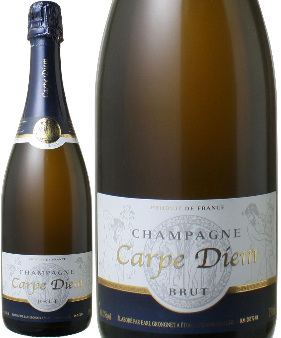 グロンニェ カルプ・ディエム NV <白> <ワイン/シャンパン>