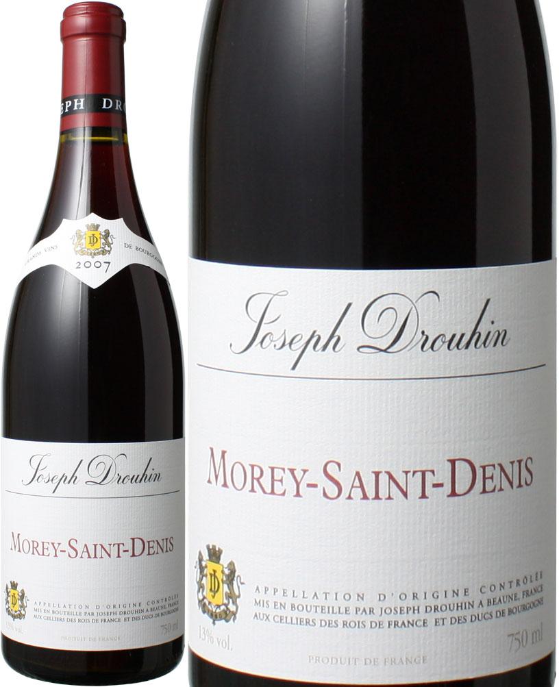 モレ・サン・ドニ [2007] ジョゼフ・ドルーアン <赤> <ワイン/ブルゴーニュ>