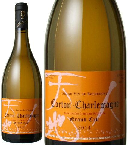 コルトン・シャルルマーニュ [2015] ルー・デュモン <白> <ワイン/ブルゴーニュ>