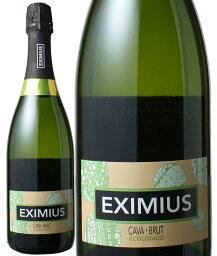 【10月末まで特別価格】カヴァ オーガニック エクシミウス・ブリュット NV ユニオン・ヴィニコラ・デレステ <白> <ワイン/スパークリング>