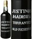 テランテス オールド・リザーヴ マデイラ NV ジャスティノ <白> <ワイン/ポルトガル>