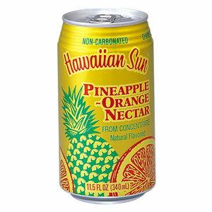 パイナップル オレンジ ネクター ハワイアンサン トロピカル ジュース