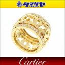Cartier カルティエ アントルラセ ダイヤ エッジ リ...