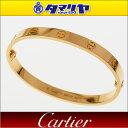 Cartier カルティエ ラブブレス 17cm 750 K18 PG ピンクゴールド 新型 Ref.B6035617【送料無料】【代引き手数料無料】レディース バングル【中古】29901210