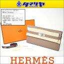 【未使用品】Hermes エルメス KELLY WALLET ケリー ウォレット ロング T刻印 2015年製造 長財布 エトゥープ(エトープ) シェーブル シルバー金具【送料無料】【代引き無料】財布【中古】28080215