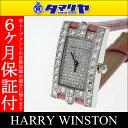 HARRY WINSTON ハリーウィンストン ダイヤ アヴェニュー クラシック 時計 Ref.310LQW ダイヤフルセット文字盤 レディース 750 K18 WG ホワイトゴールド HW腕時計 女性29500611