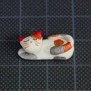 ジオラマ素材猫