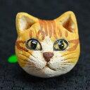 ショッピング猫 陶猫猫の指輪すみ田理恵 作ねこのやきものリング
