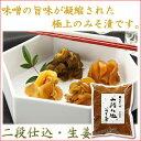 食品 - 二段仕込・生姜 (味噌漬け)