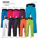 【送料無料!!】【在庫処分】GOLDWIN〔ゴールドウィン スキーウェア〕Warm Stretch Pants Standard G1313P〔z〕〔SA〕
