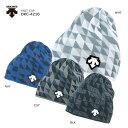 【在庫処分】DESCENTE〔デサント ニット帽〕<2015>KNIT CAP DKC-4210〔z〕〔SA〕