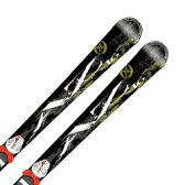 OGASAKA〔オガサカ スキー板〕<2016>AZ 〔エーゼット〕 AZ-16/BK + チロリア SLR 10 〔RD/WT〕【金具付き・取付料送料無料】
