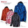 【在庫処分】【LW】Marmot〔マーモット スキーウェア〕<2015>SNOW MOUNTAIN JACKET MJW-F4020〔z〕〔SA〕