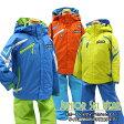 【全スキーウェア送料無料!2月15日 13時迄】PHENIX〔フェニックス スキーウェア キッズ〕<2015>Demonstration Kid's Two-piece PS4G22P71 【2】【上下セット】【サイズ調節可能】〔z〕