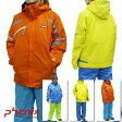 【全スキーウェア送料無料!2月15日 13時迄】PHENIX〔フェニックス ジュニアスキーウェア〕<2015>Demonstration Boy's Two-piece PS4G22P81 【2】【上下セット】【サイズ調節可能】〔z〕