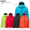 【在庫処分】GOLDWIN〔ゴールドウィン スキーウェア〕Solid Stretch Hoody Shell Jacket G1006P〔z〕〔SA〕