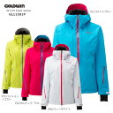 GOLDWIN〔ゴールドウィン スキーウェア レディース〕<2016>W's EX Swell Jacket GL11501P【GORE-TEX】【送料無料】〔z〕