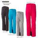 GOLDWIN〔ゴールドウィン スキーウェア レディース〕W's EX Swell Pants GL31501P【GORE-TEX】【送料無料】〔z〕