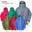 【8月29日10時〜9月1日9時59分 エントリーでポイント5倍】PHENIX〔フェニックス スキーウェア〕<2016>Spray Insulation Jacket PA572OT23【送料無料】〔z〕