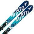 ATOMIC〔アトミック スキー板〕<2016>BLUESTER FW ARC + XTO 10 TI【金具付き・取付料送料無料】