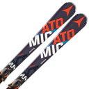 【15-16 ATOMIC アトミック スキー板 デモ 基礎 オールラウンド】【2万円以上で送料無料・代引手数料無料!】