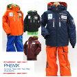 PHENIX〔フェニックス スキーウェア キッズ〕<2016>Norway Team Kid's Two-Piece PS5G22P70 【1】 【上下セット】【サイズ調節可能】〔z〕