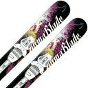Swallow Ski 〔スワロー ショートスキー板〕<2016>ZUMA BP-99 〔BLACK〕 + LRX 9.0【金具付き・取付料無料】〔z〕
