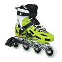 Rollerblade〔ローラーブレード〕 インラインスケート MAXXUM 84 〔ACID GREEN/WHITE〕【送料無料】〔z〕〔SA〕