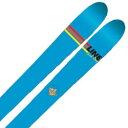 冬季運動 - LINE〔ライン スキー板〕<2017>SICK DAY 102〔シックデイ102〕 + <16>GRIFFON 13 BK/TEAL【金具付き・取付料送料無料】オールラウンド ファットスキー