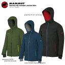 MAMMUT〔マムート スキーウェア〕Bormio HS Hooded Jacket Men 1010-18850【送料無料】〔z〕
