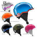 SALOMON〔サロモン ジュニア スキーヘルメット〕<20...