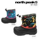 ★north peak〔ノースピーク ジュニアスノーシューズ...